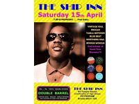 SATURDAY 15th APRIL - 60s 70s SOUL / REGGAE / MOTOWN / SKA with DOUBLE BARREL – KEYNSHAM
