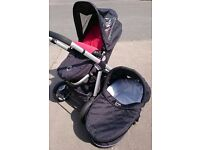 iCandy Apple - Pram, Pushchair with all Accessories