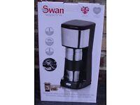 Coffee Maker. Swan One Cup. Jug. Kettles
