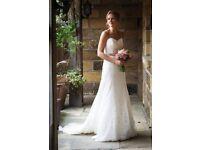 """Rosetta Nicolini """"Piper"""" Wedding Dress For Sale - £500 Excellent condition"""