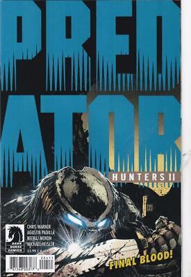 Predator: Hunters II #4:  Dark Horse Comics (Predator Ii)