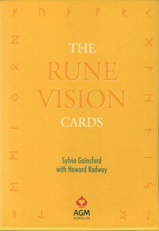 Rune Vision Cards - Sylvia Gainsford