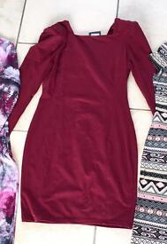 New AX Paris dress with tags s/m