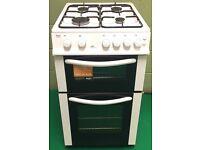50cm Freestanding Bush AG56DW Gas Cooker - White