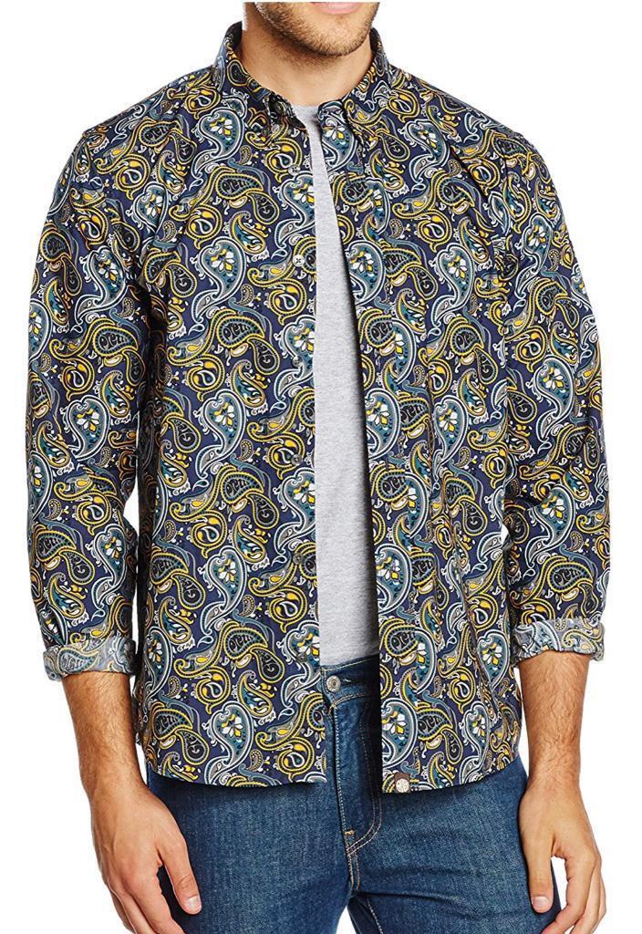 Pretty Green Stratford Shirt Brand New