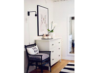 IKEA hemnes white chest
