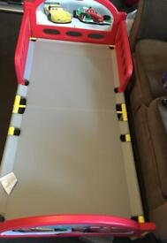 Cars toddler bed