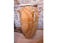 African conga drum (Kpanlogo)