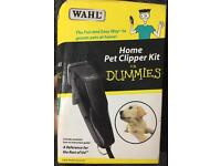 WAHL's Home Pet Clipper Kit for DUMMIES