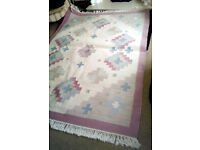 Large Rug 170cms x 250cms suitable for Laminate Floor