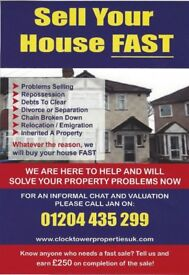 Houses or Flats Wanted by Investor