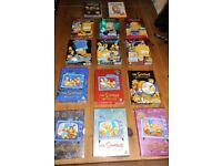 The Simpson's DVDs Series One all the way to Twelve + Movie + Treehouse must see