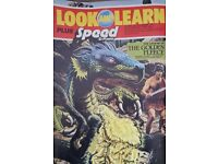 Vintage 1970's 'Look and Learn' magazine Edition Number 833