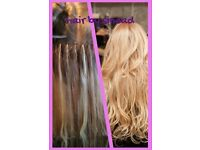 Luxury Hair extensions mobile