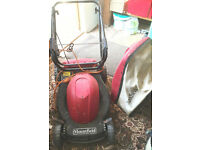 Mountfield electric lawnmower / lawn mower HP48EL 46cm