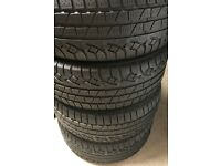 215 55 17 Pirelli Tyres