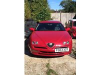 Alfa Romeo GTV 2.0 TS Lusso Red