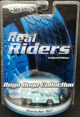 Hot Wheels Real Riders Limited Edition 2005 Porsche 917 Kmart Exclusive