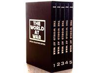 WORLD AT WAR BOX SET - SPECIAL COLLECTORS EDITION
