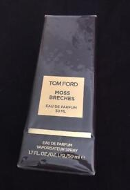 Ultra rare Tom Ford Private Blend Moss Breches 50ml 2007 vintage bottle, brand new and sealed