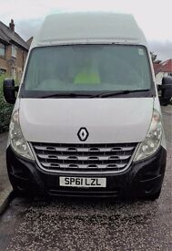 Renault Master LWB Panel Van - Excellent Condition - No VAT