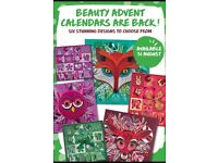 The Bodyshop beauty advent calendar PAYMENT PLAN AVAILABLE 6 calanders to choose from PRE ORDER!