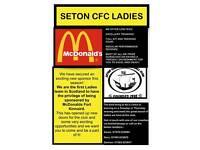 *** Ladies Goalkeeper wanted ***