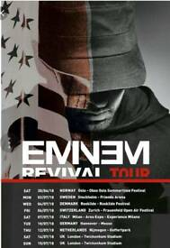 #EMINEM# CONCERT SATURDAY 14TH JULY TWICKENHAM