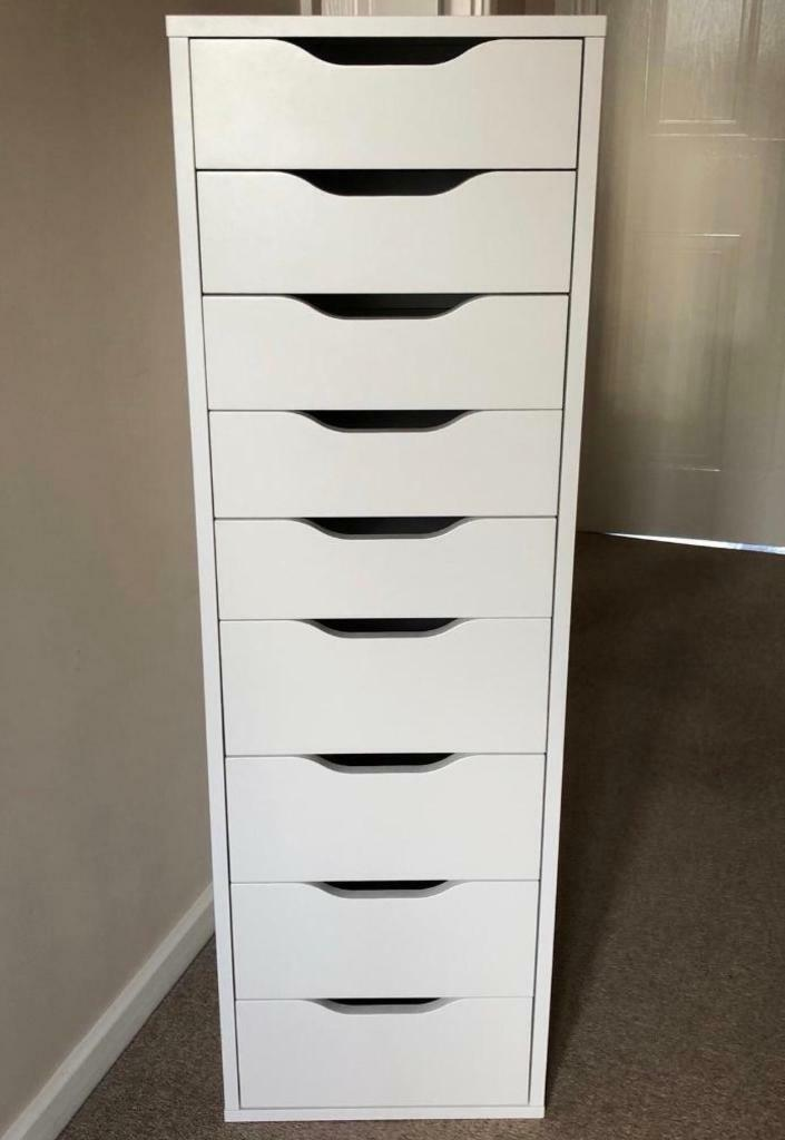 Ikea Alex 9 Drawer Unit In Rushmere St Andrew Suffolk Gumtree