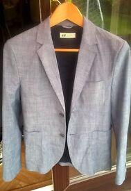 Boy's Blue Suit Jacket aged 13/14