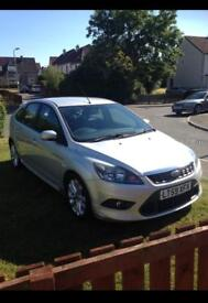 Ford Focus zetec s 2009 swap !!
