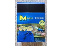 30ft that extends to 100ft 'MAGIC' Hosepipe (HozeLock attachment & spray gun incl.)