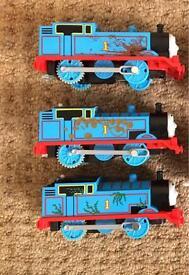 Thomas trackmaster trains