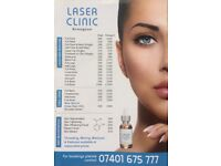 Laser Hair Removal and Skin Rejuvenation