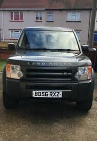 Land Rover discovery 3 2006 automatic