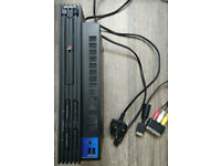Original Sony PlayStation 2 PS2 console.