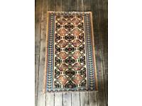 Senneh Kilim - Persian Carpet / Rug