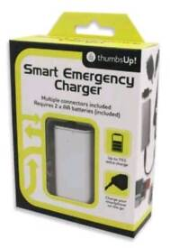 BULK PURCHASE. 48 x Thumbs Up Smart Emergency Chargers x 48