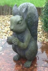 Squirrel Garden Ornament