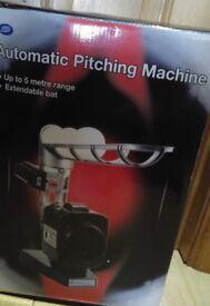Boots Automatic Ball Pitching Machine