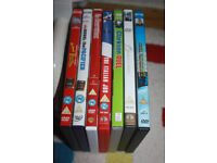 Assorted DVDs PG ~ Who framed Roger Rabbit, The Italian Job, Cool Runnings and more