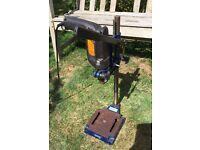 Draper drill stand and drill