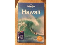 Hawaii Lonely Planet Guide 2016 edition