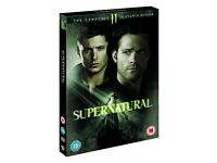 supernatural season 11 new