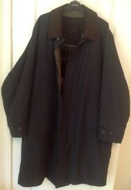 Mens Lightweight Rain Coat..44inch chest, long fitting, never used