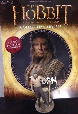 Eaglemoss * Gandalfs Verbündete Beorn * figur & magazine hobbit lord of the ring