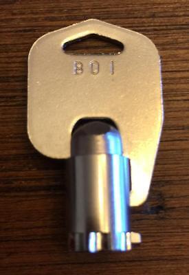 Nautilus Hyosung Atm Machine New Cassette Key 1000 1500 1800 2700 5000 Halo 2