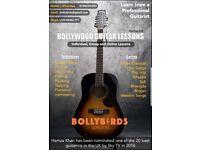 Singing teacher for Bollywood music