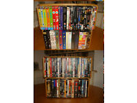 LARGE COLLECTION OF DVDs / BOXSETS / COLLECTED WORKS / FILMS / DOCUMENTARIES / TV SHOWS / COMEDY etc
