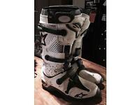 Alpinestars Tech 10 Motocross Boots